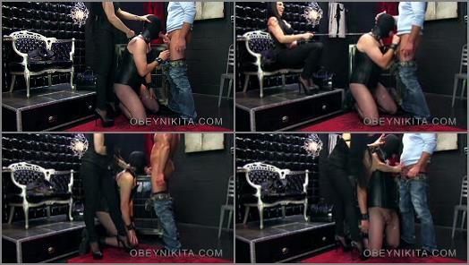 Mistress Nikita FemDom Videos  Obey Nikita  Cock Slave  preview