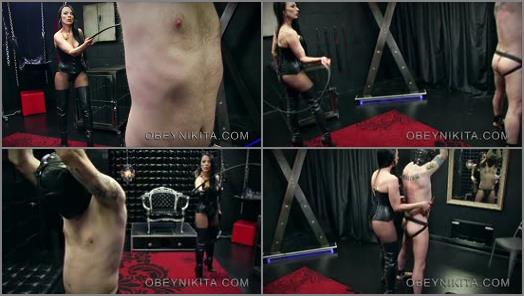 Mistress Nikita FemDom Videos  Obey Nikita  Marking My Property preview