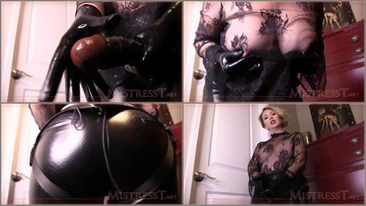 Mistress  T  Fetish Fuckery  Exploiting Your Latex Glove Addiction preview