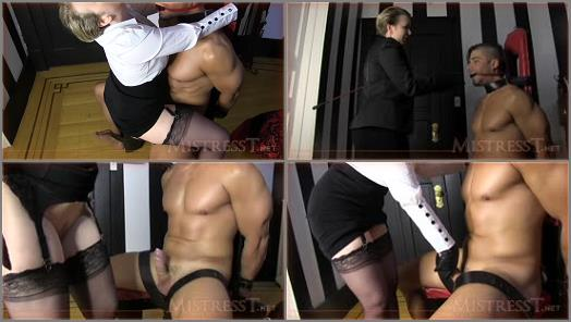 Mistress  T  Fetish Fuckery  Glove Lover Made Into Sex Slave preview