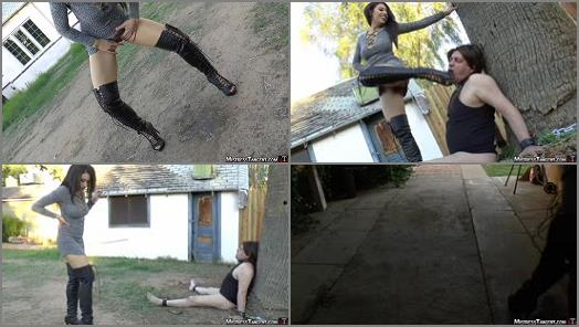 Mistress Tangent  Yard Waste  True HD preview