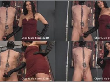 Ballbusting - Obey Melanie – Who wants their balls busted