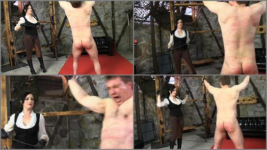 SADO LADIES Femdom Clips  A Merciless Whipping By Miss Woods   Miss Jessica preview