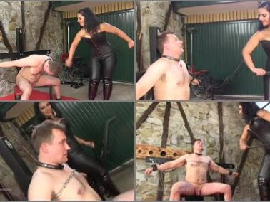 Cbt - SADO LADIES Femdom Clips – Merciless Cock Whipping -  Mistress Ezada