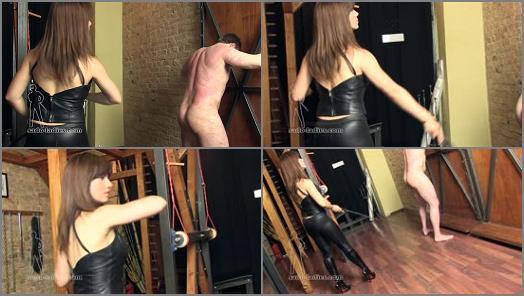 Whipping - SADO LADIES Femdom Clips – Sadistic Boots -  Mistress Ella