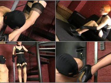 Pro Dom - SADO LADIES Femdom Clips – Worship My Ankle Boots -  Domina Liza