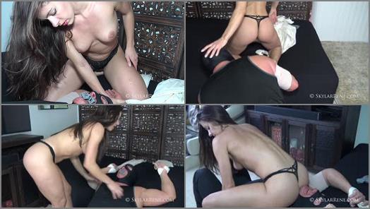 Skylar Rene Domination  Skylar Makes Him Her Bitch preview