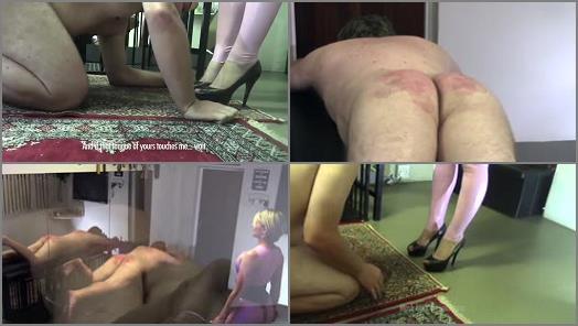 Strafkamer  MISTRESS BATONs Filthy Little Chastity Pig preview