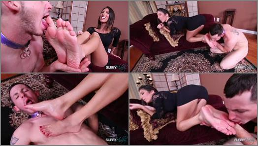 Subby Hubby  Released by Her Hot Feet   Dava Foxx preview