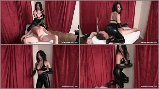 Syren Productions  Ass Smothered Thigh Whipping preview