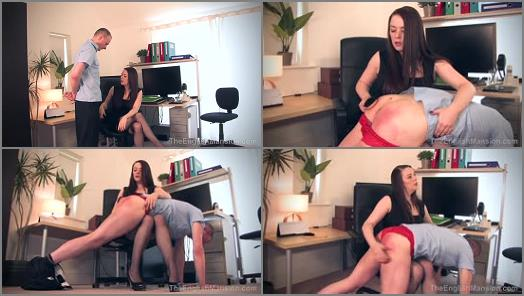 TheEnglishMansion  Bossed Around   Governess Ely preview
