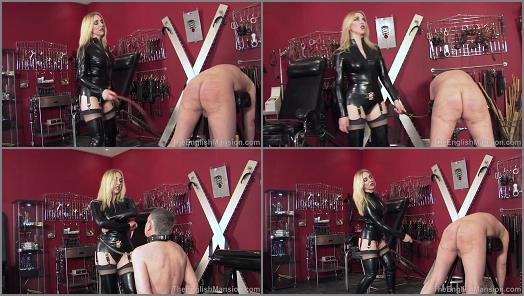 Joi – The English Mansion – Marks For Marks – Complete Film –  Mistress Sidonia