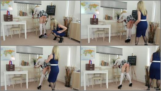 The English Mansion   Skool Sanctions Pt2  Part 1   Miss Eve Harper and Miss Jade Jones preview