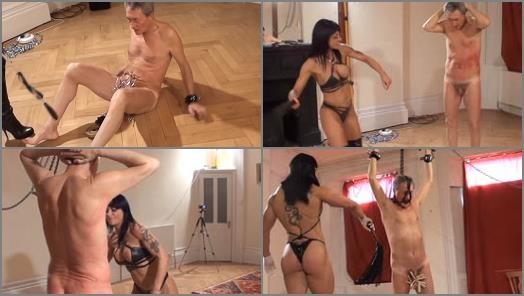 Violence To Men  Muscle Girls Mauling   Dometria preview