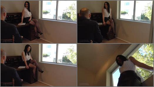 Young Goddess Kim  The Job Interview preview