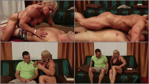 Athena2  FBB Mixed Wrestling  The Cleaning Man   Maryse Manios  preview
