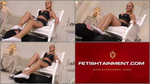 FEMDOMGOLD Video Store  Stinky and sweaty feet to lick   Cherry Preston  preview