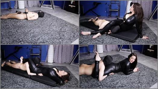 Goddess Alexandra Snow  Interrogation of Agent 38051  Part 2  preview