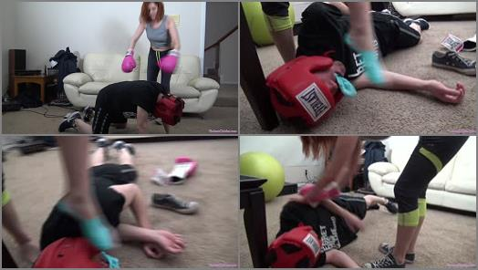 HD FEMDOM SUPERSTORE  Beatdowns by Pixie Starr 5  preview