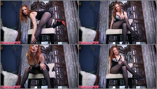 Humiliation POV  Youre A Loser For Legs You Just Cant Help Yourself   Lady Fyre  preview