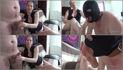 Lady Cruellas games  Teacher in trouble  Foot cuckold  preview