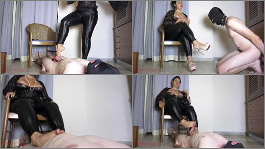 Mistress Ezada Sinn  Totally ruined by My feet  preview