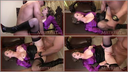 Mistress  T  Fetish Fuckery  Interviewed and Fucked  preview