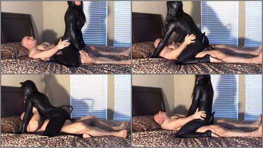 Sexual Alexis  Catwoman dry hump  preview