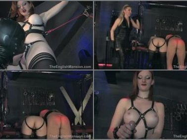 Theenglishmansion -  The English Mansion  – Lessons In Cruelty – Complete Film -  Miss Zara and Mistress Sidonia