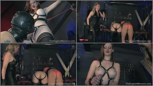 The English Mansion   Lessons In Cruelty  Complete Film   Miss Zara and Mistress Sidonia  preview