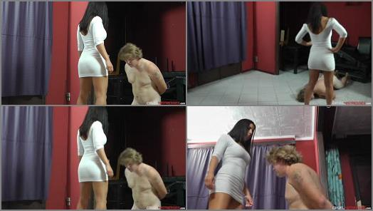 CRUEL MISTRESSES  Annoying slave   Mistress Lisa  preview