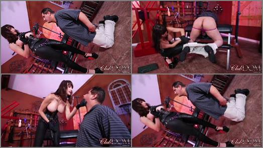 ClubDom  Lexi Luna Relentless Paddling  preview