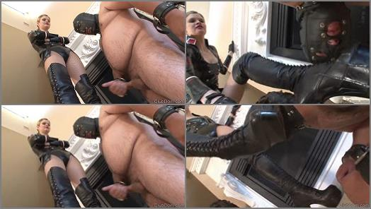 ClubDom  Sade Cum Off Boot  preview
