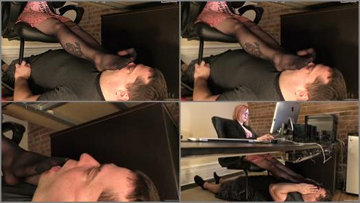 FemmeFataleFilms  First Time Busting  Complete Film   Mistress Heather  preview