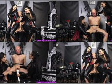Small Penis Humiliation -  Jasmine Mendez LatinAss Locas – 125 days of CHASTITY -  Mistress Ezada and Jasmine Mendez