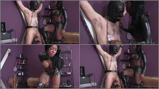 The English Mansion  Punished By Mistress Kiana  Complete Film   Mistress Kiana  preview