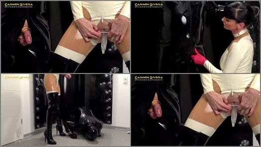 Carmen Rivera  Rubber Special  Part 1  preview