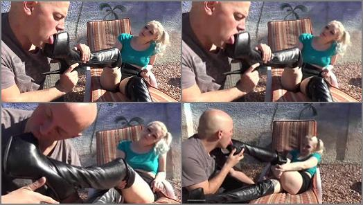 Footdom United  Boot Slaves   Mistress Arielle  preview
