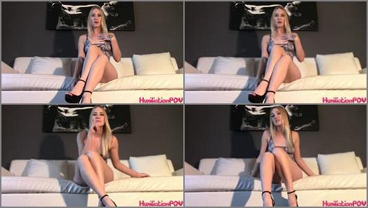 Humiliation POV  Youll Spend The Rest Of Your Life Jerking Off To Small Penis Humiliation Videos   Goddess Jolene preview