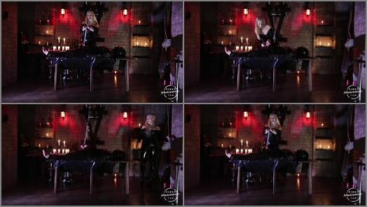 Kinky Mistresses  CBT In The Dark Dungeon   Mistress Marta  preview