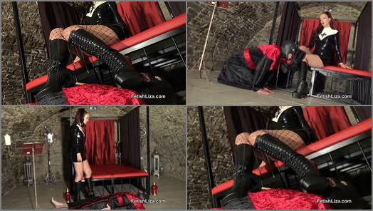 QUEENS OF KINK  Worship My Holy Boots  Sister Sin  Confession 1  preview