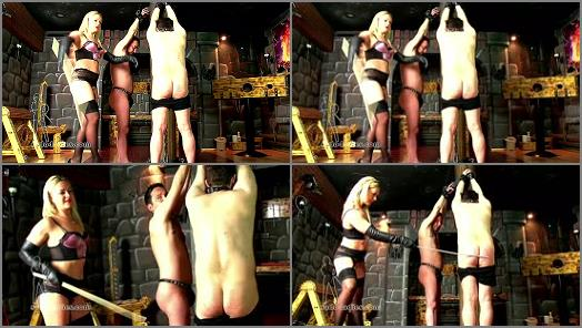 your opinion blonde interracial sex slave theme, will take part