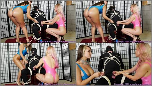 Brat Princess 2  Anabelle and Natalya  Ruined and Returned to Chastity  preview