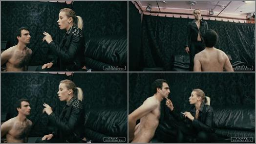 CRUEL PUNISHMENTS  SEVERE FEMDOM  Anette is brutal in every way part1   Mistress Anette  preview