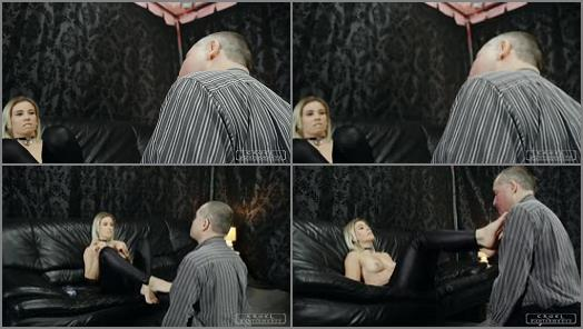 CRUEL PUNISHMENTS  SEVERE FEMDOM  Slapped all over   Mistress Anette  preview
