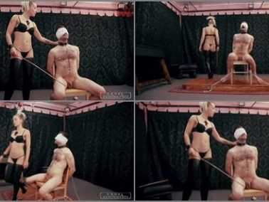 Domina Amazon -  CRUEL PUNISHMENTS – SEVERE FEMDOM – Various painful punishments part1 -  Mistress Anette