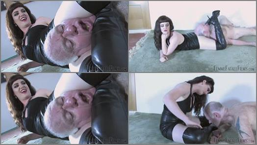 Femme Fatale Films  Booted For Domination   Miss Zoe  preview
