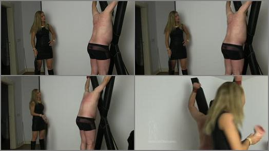 SADO LADIES Femdom Clips  Whipped In The Chamber   Goddess Countess  preview