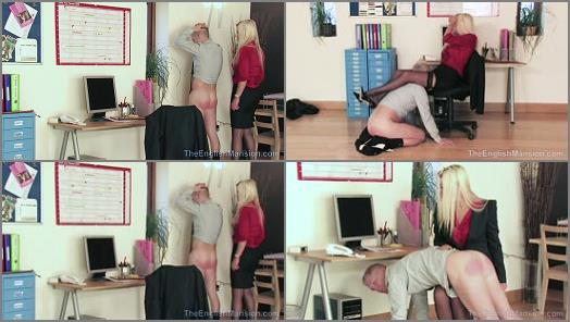 The English Mansion  Lies Equal Punishment  Part 3   Mistress Nikki  preview