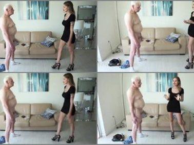 Older Men / Younger Women -  LA REGINA DITTATRICE – UNBALLING MY AMERICAN SLAVE